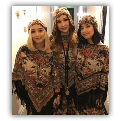 Salma Chetizsa Muchtar dan Salwaa Chetizsa Muchtar