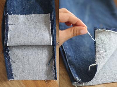 Yuk, Bikin DIY Fringe Jeans yang Kekinian Tanpa Bayar Mahal!