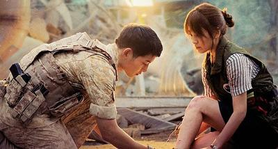 5. Descendants of the Sun (2016)