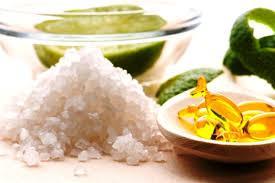 Scrub Minyak Zaitun