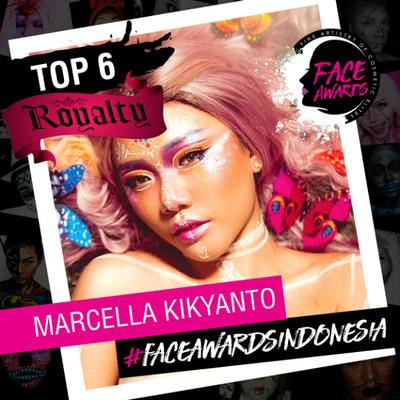 "Intip ""The Empress"" Make Up Look Ala Marcella Kikyanto, Pemenang Beauty Vlogger of the Year 2017"