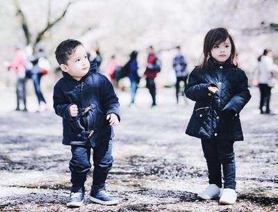 Menggemaskan, Ini Anak Kembar Artis Indonesia yang Diidolakan Banyak Orang