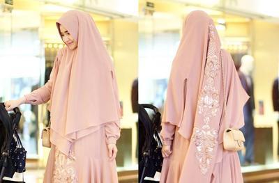9 Bahan Ini Cocok dan Nyaman Banget untuk Kamu Pilih Sebagai Hijab Syar'i