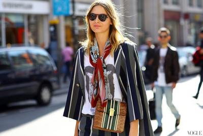 Fashion Hacks! Ini Cara Untuk Tampil Gaya dengan Memanfaatkan Scarf!