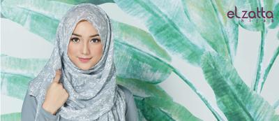 Ini 5 Merk Hijab Terkenal dan Hits di Tahun 2017, Kamu Harus Punya!