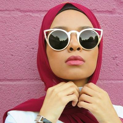 1. Cat Eye Sunglasses