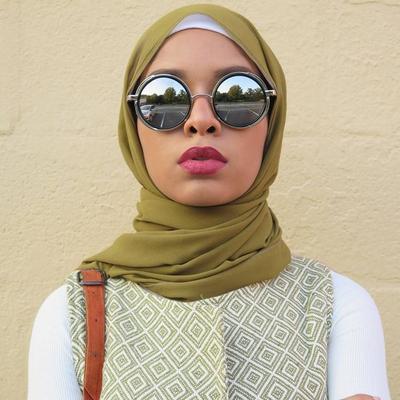 4. Mirrored Glasses