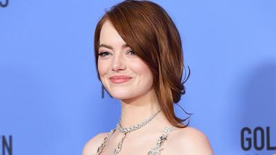 Psst, Ketahui Inspirasi Make Up Ala Emma Stone Saat Tampil di Golden Globes Yuk!
