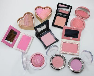 Blush On Soft Pink