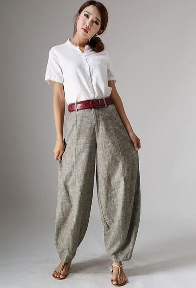 4. Baggy Pants