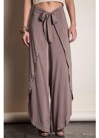 5. Layering Pants