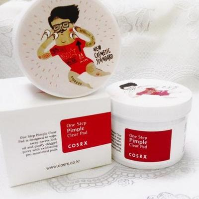 Cosrx One Step Pimple Clear Pad