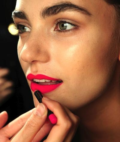 Don't Forget: Your Lipstick