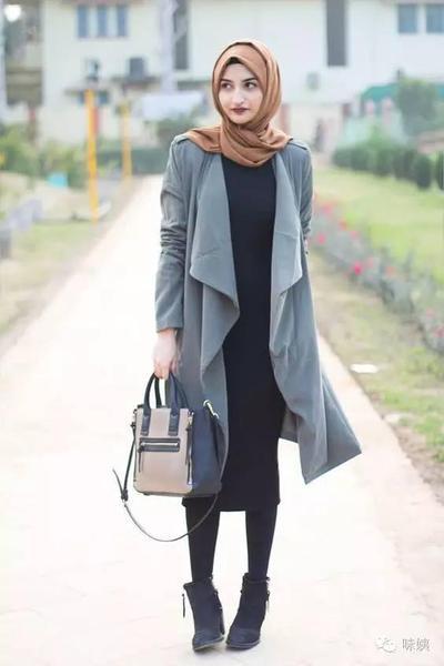Legging, Midi Dress dan Outerwear
