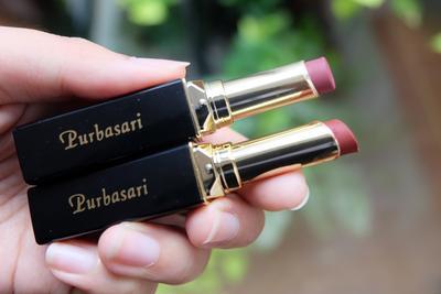 2. Lipstik Purbasari Matte No. 86 Topaz