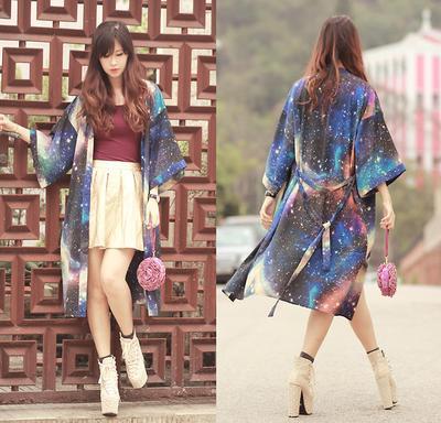 1. Mini skirt