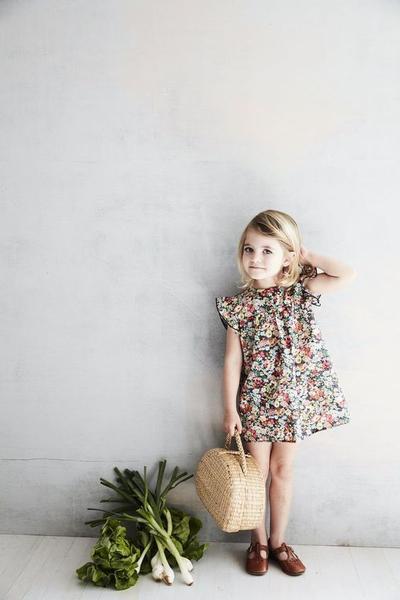 Dari Dress Hingga Denim, Ini Tren Fashion Anak-Anak Paling Hits di 2017