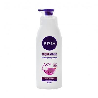 Nivea Night White Firming Body Lotion