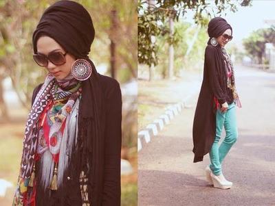 Lucu Banget! 5 Gaya Anting Hijab Ini Bisa Bikin Look Kamu Makin Fashionable