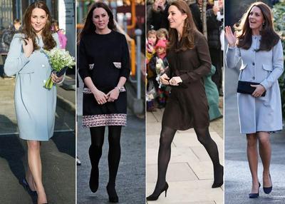 Mau Tampil Anggun Saat Hamil Bak Putri Raja? Intip Gaya Kate Middleton Ini