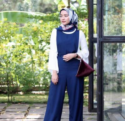 Wah, Ini Dia Inspirasi Tren Hijab Jumpsuit Kekinian yang Tidak Boleh Kamu Lewatkan!