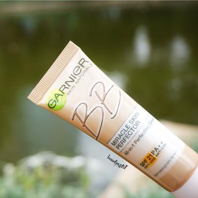 5. Garnier BB Cream Miracle Skin Perfector