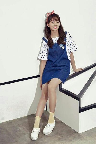 5. Flat Shoes Kim So Hyun