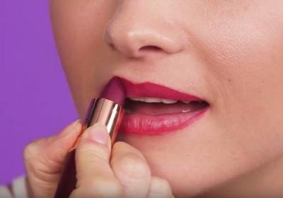 Mengurangi Risiko Bibir Kering Akibat Lipstik Matte