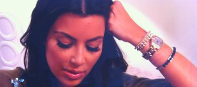 Cartier Tank Watches - Kim Kardashian