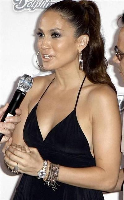 Rolex Lady DateJust Watch - Jennifer Lopez