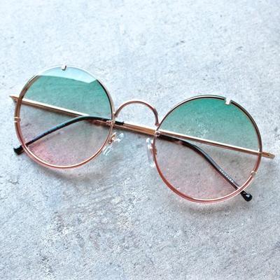 Colored Gradient Lenses