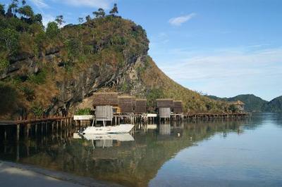 1. Misool Eco Resort, Raja Ampat