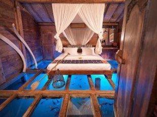 2. Hotel Bambu Indah, Ubud, Bali