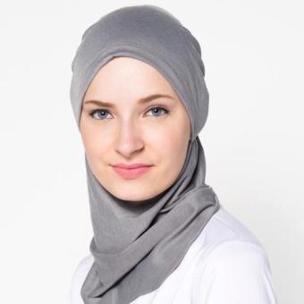 Pilih pula Dalaman Hijab yang Nyaman, ya!