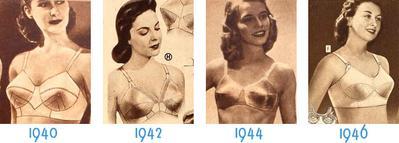 1940s: Torpedo Style