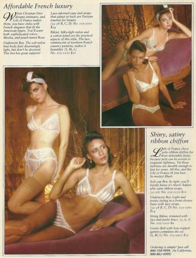 1977: Dawn of Victoria's Secret