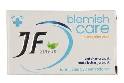 Harga Sabun JF Sulfur Blemish Care