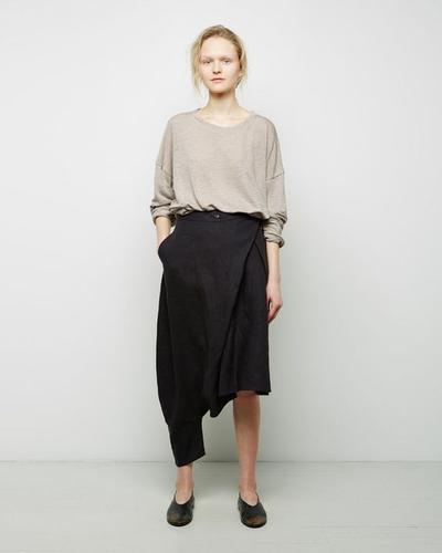 Basic Color T-Shirts and Skirt Pants Never Goes Wrong