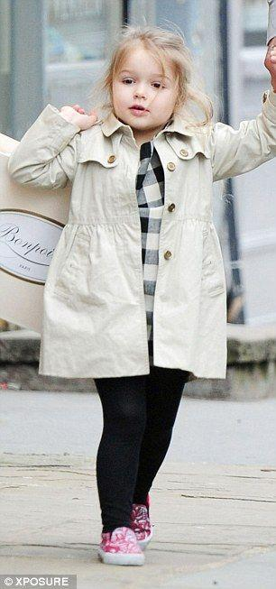 Coat and Legging Style