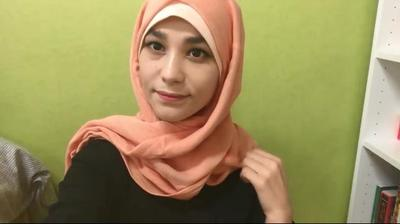 Tutorial 2: Simple Pink Hijab