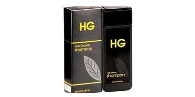 7. HG Hair Growth Shampoo