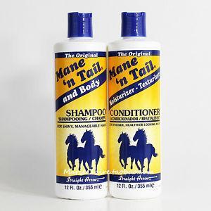1. Mane 'n Tail Original Shampoo
