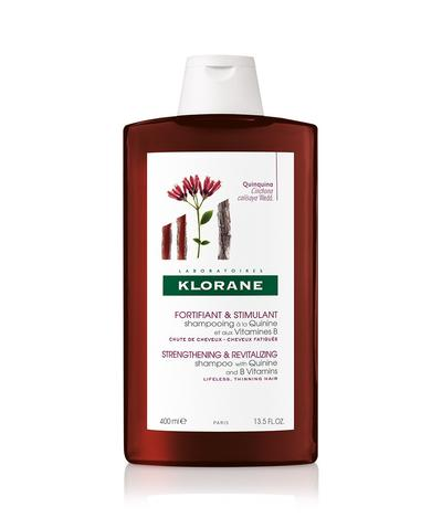 4. Klorane Shampoo with Quinine and B Vitamins
