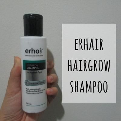 6. Erhair Hairgrow Shampoo