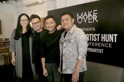 Make Over Cari Make Up Artist Berbakat untuk Jakarta Fashion Week 2018!
