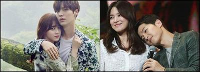 Pasangan Korea yang paling Unyu Cute Perfect Mantap Awet Langgeng