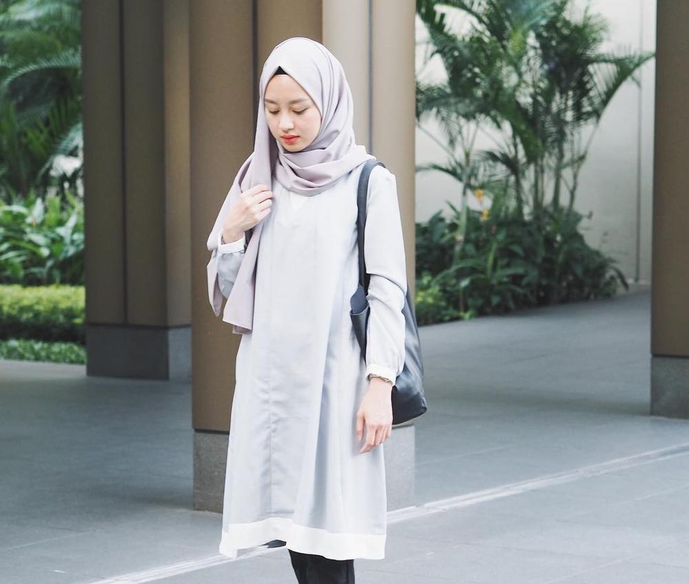 Wah 5 Gaya Hijab Remaja Simpel Nan Stylish Ini Cocok Banget Untuk Dipakai Ke Kampus Muslim