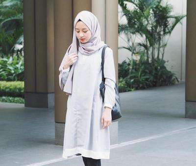 Wah, 5 Gaya Hijab Remaja Simpel nan Stylish Ini Cocok Banget untuk Dipakai Ke Kampus