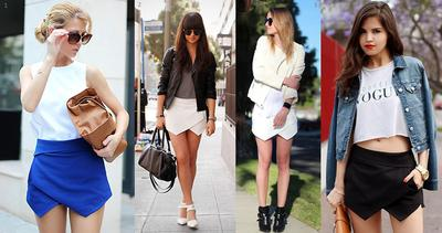 Simpan Dulu Celana Jeansmu, Coba Padu Padan Rok Celana untuk Setiap Acara Ini!