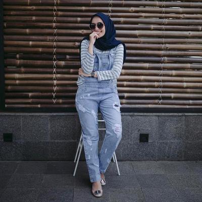 Daily Look dengan Jeans